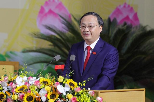 Ông Đỗ Tiến Sỹ tái đắc cử chức danh Bí thư Tỉnh ủy Hưng Yên - Ảnh 1.