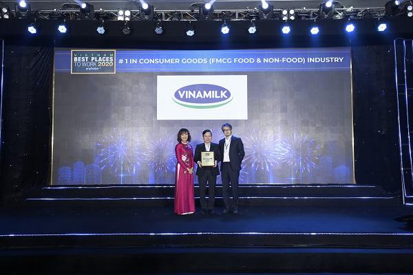 Vinamilk lần thứ 3 liên tiếp được bình chọn là nơi làm việc tốt nhất Việt Nam - Ảnh 7.