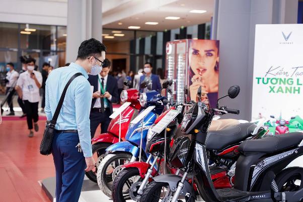 Xe máy điện VinFast gây chú ý tại Diễn đàn cao cấp Đô thị thông minh ASEAN 2020 - Ảnh 2.