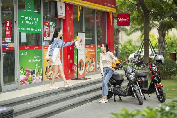 Xe máy điện VinFast gây chú ý tại Diễn đàn cao cấp Đô thị thông minh ASEAN 2020 - Ảnh 4.