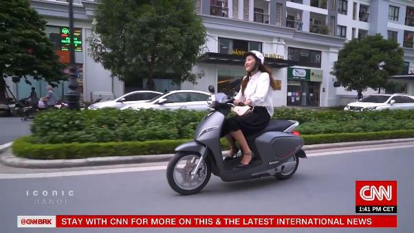 Xe máy điện VinFast gây chú ý tại Diễn đàn cao cấp Đô thị thông minh ASEAN 2020 - Ảnh 12.