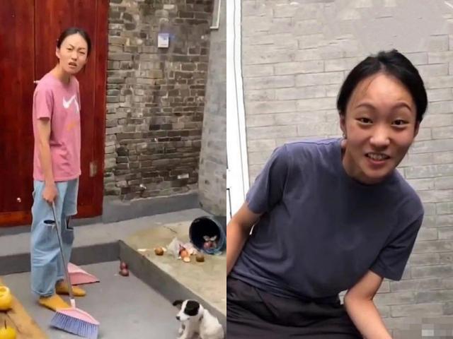 Loạt hot girl TikTok xứ Trung bất ngờ lộ nhan sắc thật: Người bị chê như bà thím mặt vuông, người lại được tung hô hết lời - Ảnh 8.
