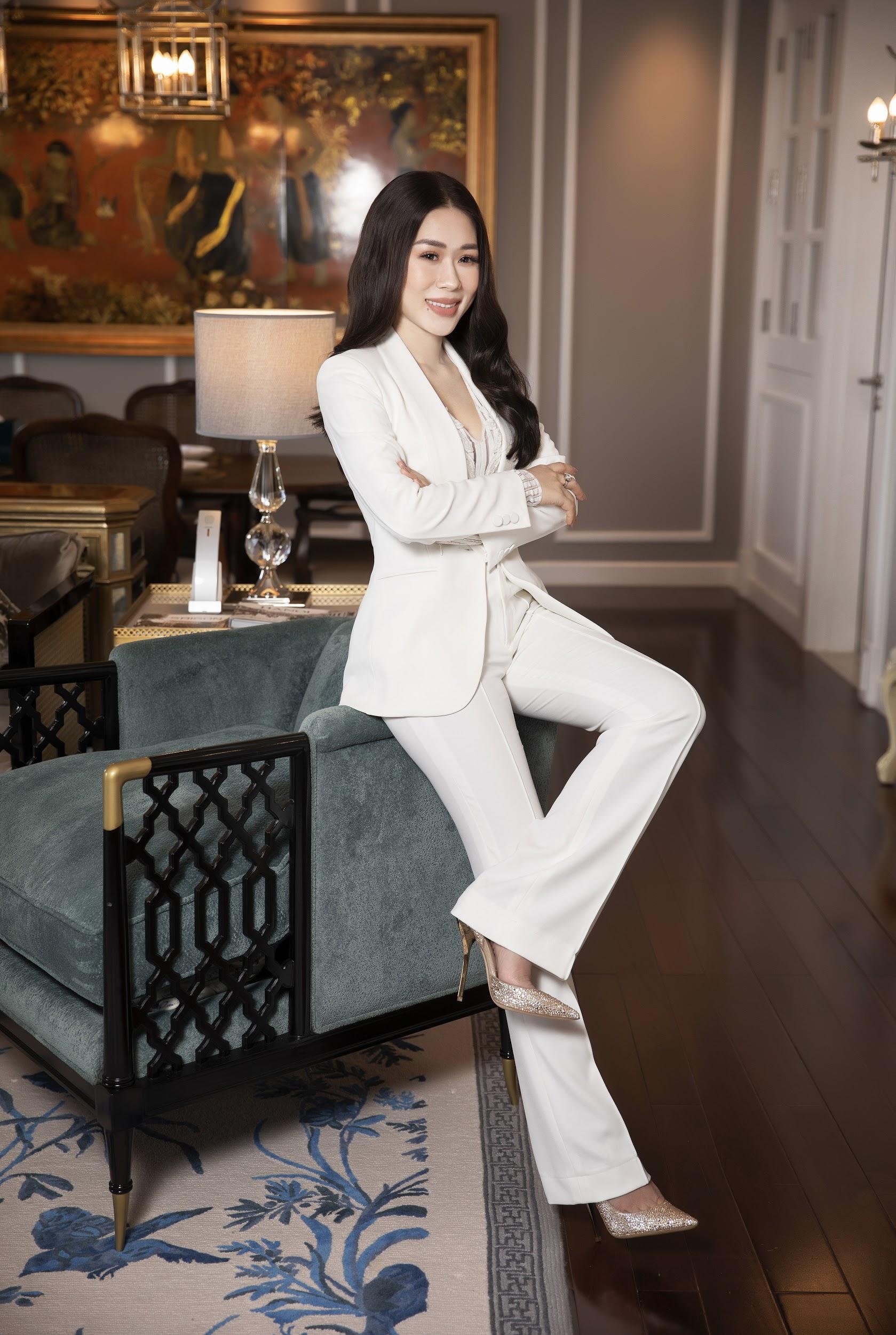 Nữ doanh nhân Lê Thị Loan: Covid-19 vừa là thách thức vừa là cơ hội - Ảnh 1.