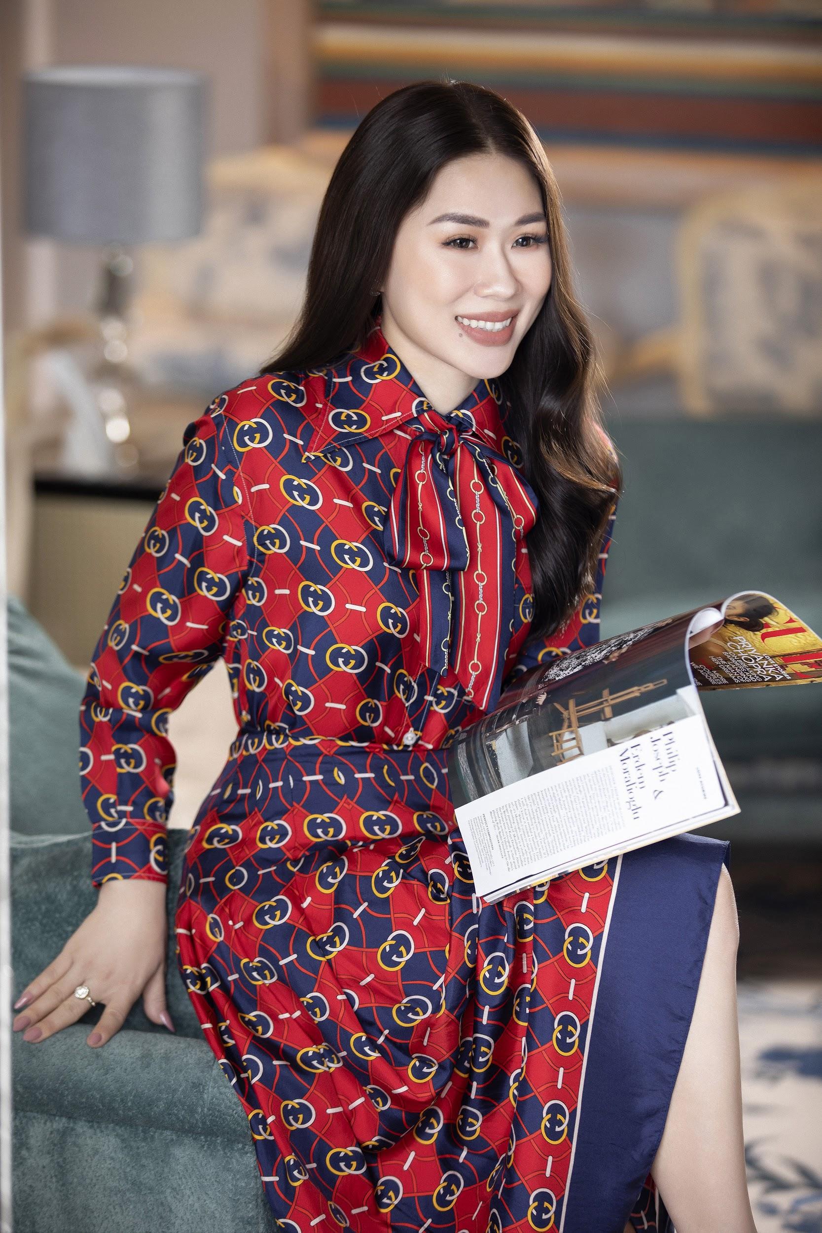Nữ doanh nhân Lê Thị Loan: Covid-19 vừa là thách thức vừa là cơ hội - Ảnh 2.
