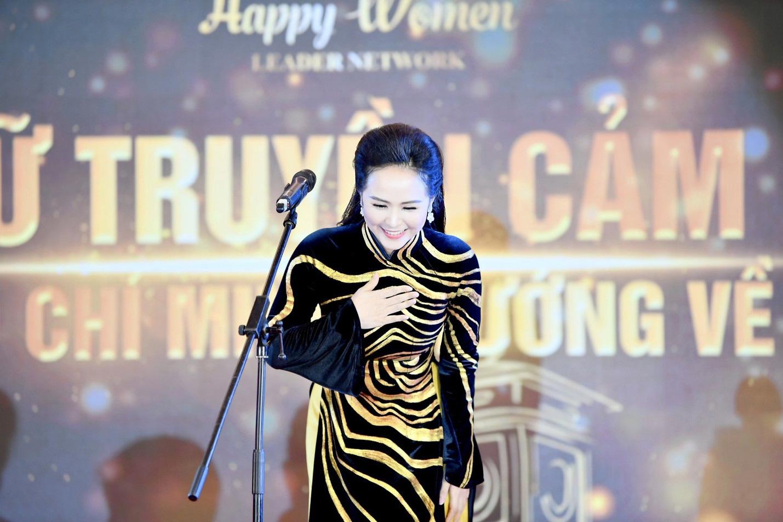 Bùi Thanh Hương – Người phụ nữ dành cả thanh xuân cho hoạt động cộng đồng - Ảnh 2.