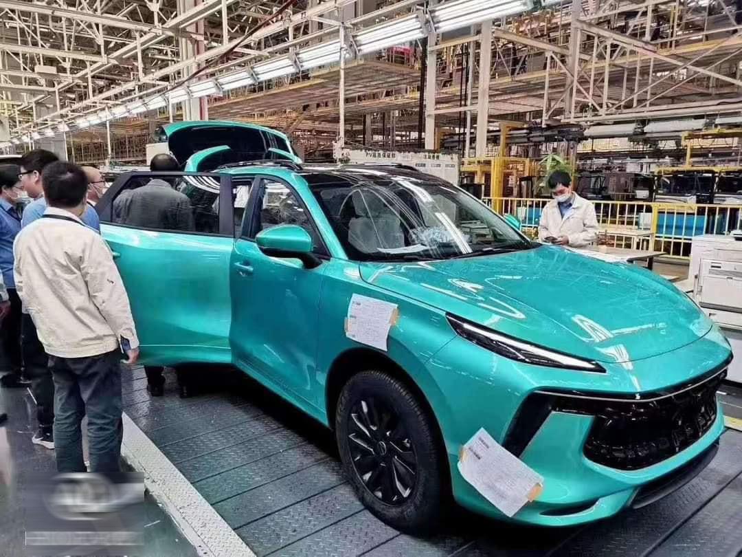 Ô tô Trung Quốc sắp về Việt Nam: Dáng siêu xe nhưng giá rẻ, liệu có hot như đồng hương Beijing X7? - Ảnh 4.