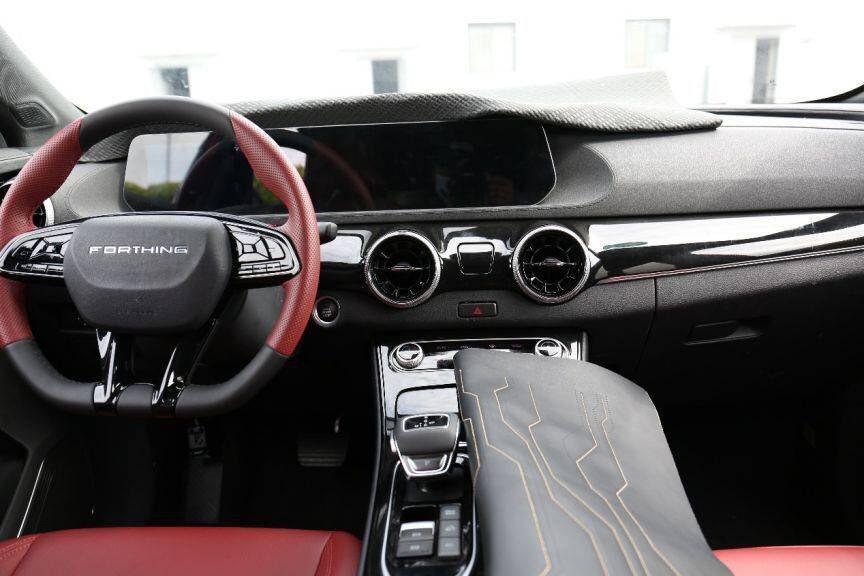 Ô tô Trung Quốc sắp về Việt Nam: Dáng siêu xe nhưng giá rẻ, liệu có hot như đồng hương Beijing X7? - Ảnh 5.