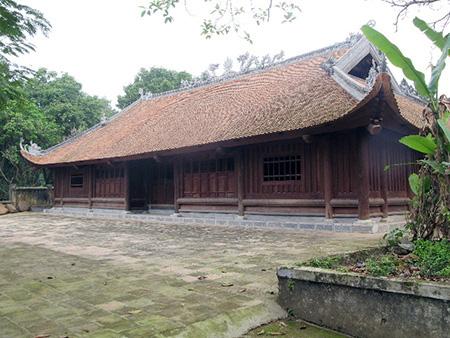 Thẩm định Dự án tu bổ, tôn tạo một số di tích lịch sử ATK II, tỉnh Bắc Giang - Ảnh 1.