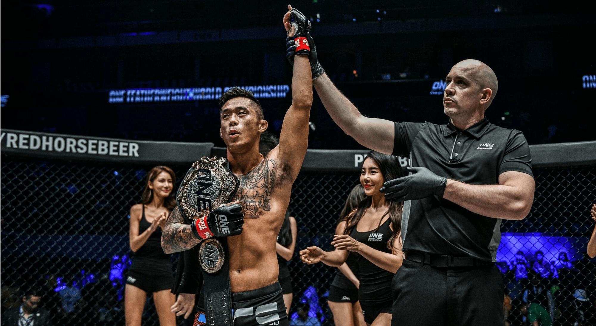 Nhà vô địch Martin Nguyễn chia sẻ về trận đại chiến với Thành Lê: Chúng tôi sẽ cho cả thế giới thấy MMA của Việt Nam đang ở đâu - Ảnh 1.