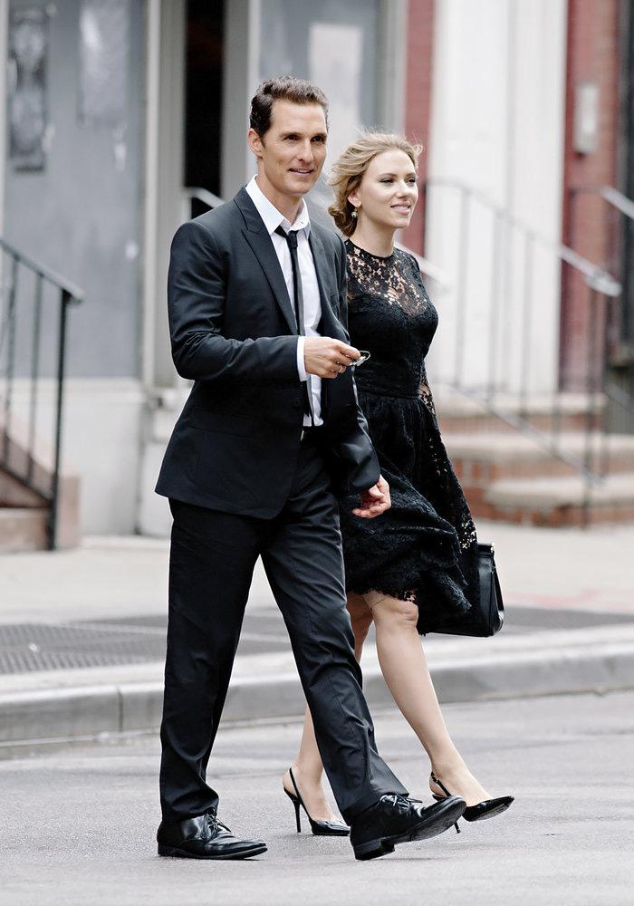 Dân tình mê mệt vì ảnh Goá phụ đen Scarlett Johansson hồi tóc vàng: Góc nghiêng cực phẩm, kéo đến ảnh chưa PTS mà choáng - Ảnh 5.