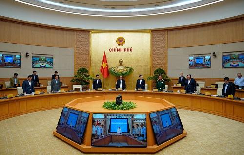 Họp Thường kỳ Chính phủ, Thủ tướng yêu cầu tập trung thảo luận về tình hình bão lũ, giải pháp hỗ trợ người dân - Ảnh 1.