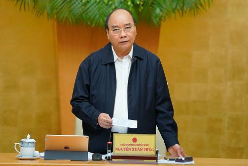 Họp Thường kỳ Chính phủ, Thủ tướng yêu cầu tập trung thảo luận về tình hình bão lũ, giải pháp hỗ trợ người dân - Ảnh 2.