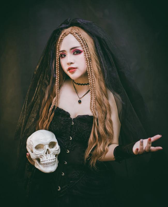 Loạt ảnh chứng minh: Một khi gái xinh đã ra tay thì ma quỷ cũng khiến 500 anh em phải chìa Ba Bích - Ảnh 1.
