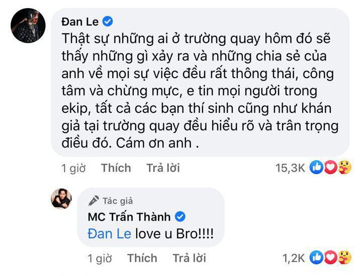 Binz, Rhymastic động viên Trấn Thành sau những ồn ào xoay quanh Rap Việt - Ảnh 7.