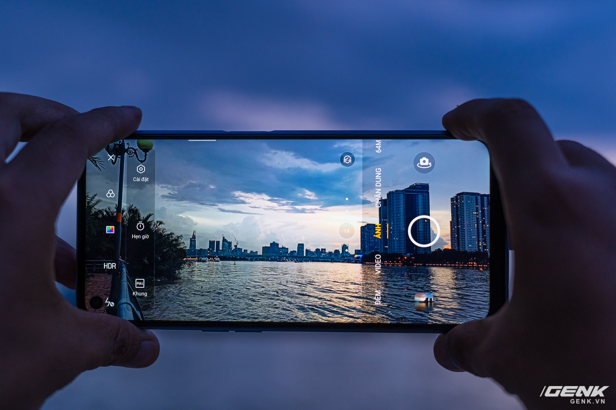 Đánh giá camera Realme 7: một chiếc Realme 6 được vũ trang thêm nhiều thứ mới - Ảnh 2.