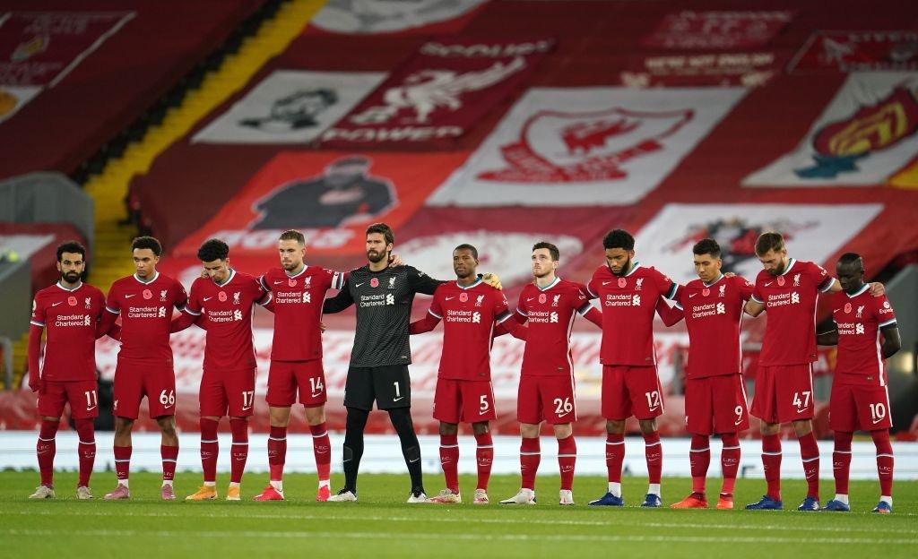Kép phụ tỏa sáng, Liverpool ngược dòng thắng kịch tính để leo lên ngôi đầu Ngoại hạng Anh - Ảnh 1.