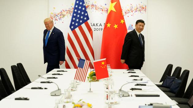 Thêm đòn mạnh tay của Mỹ ép căng với quân đội Trung Quốc - Ảnh 1.