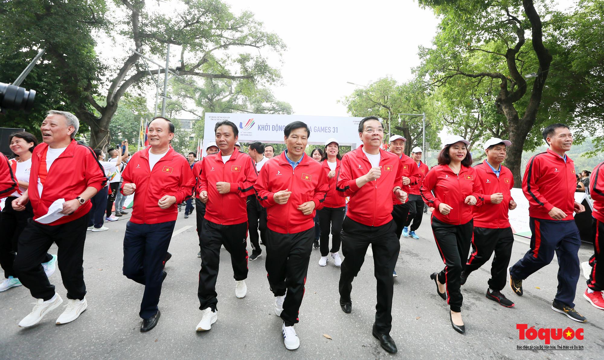 Khởi động cùng SEA Games 31 - Việt Nam sẵn sàng cho Đại hội thể thao lớn nhất Đông Nam Á  - Ảnh 9.