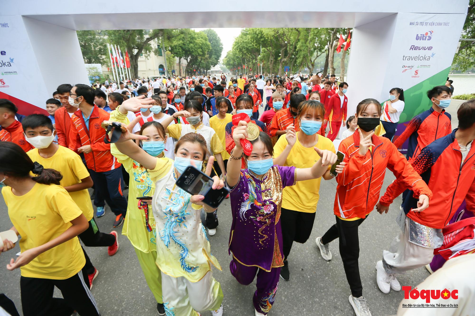 Khởi động cùng SEA Games 31 - Việt Nam sẵn sàng cho Đại hội thể thao lớn nhất Đông Nam Á  - Ảnh 11.