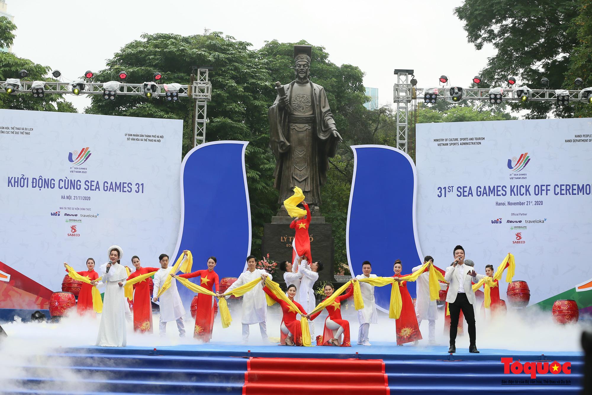 Khởi động cùng SEA Games 31 - Việt Nam sẵn sàng cho Đại hội thể thao lớn nhất Đông Nam Á  - Ảnh 1.