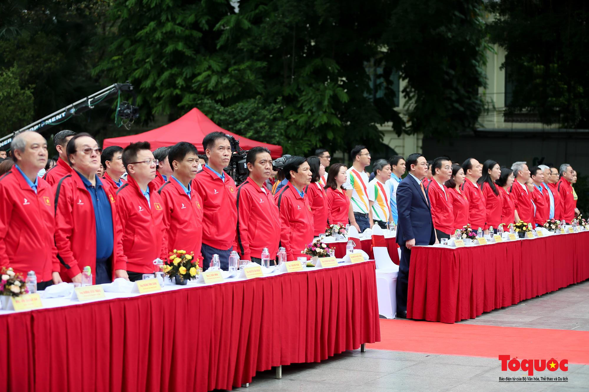 Khởi động cùng SEA Games 31 - Việt Nam sẵn sàng cho Đại hội thể thao lớn nhất Đông Nam Á  - Ảnh 2.