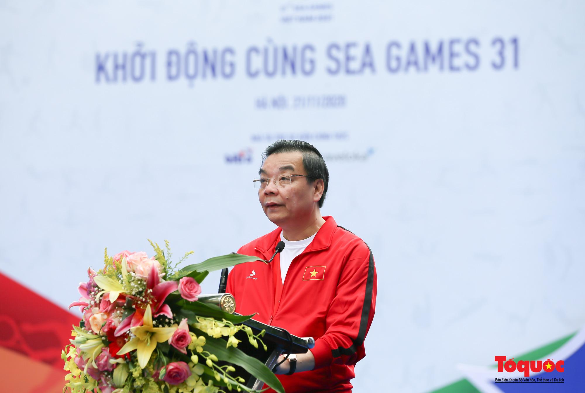 Khởi động cùng SEA Games 31 - Việt Nam sẵn sàng cho Đại hội thể thao lớn nhất Đông Nam Á  - Ảnh 6.
