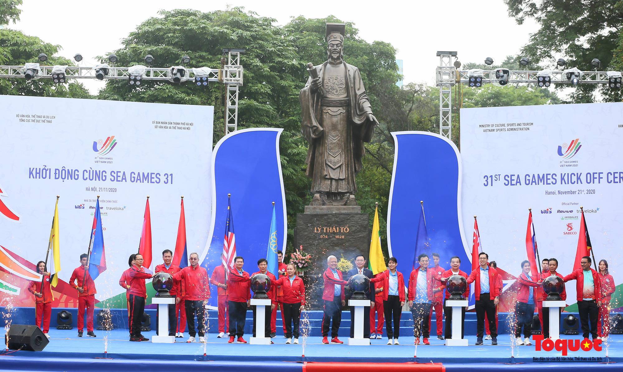 Khởi động cùng SEA Games 31 - Việt Nam sẵn sàng cho Đại hội thể thao lớn nhất Đông Nam Á  - Ảnh 7.