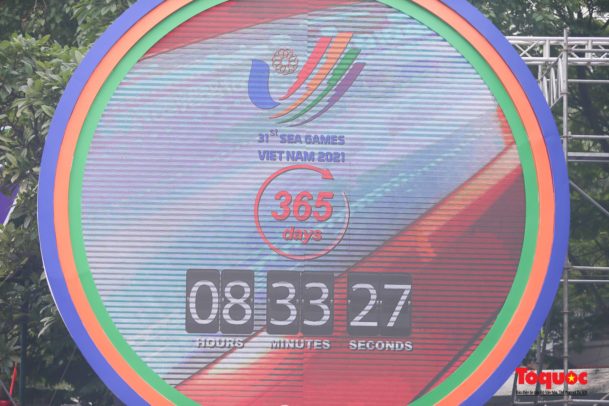 Khởi động cùng SEA Games 31 - Việt Nam sẵn sàng cho Đại hội thể thao lớn nhất Đông Nam Á  - Ảnh 5.