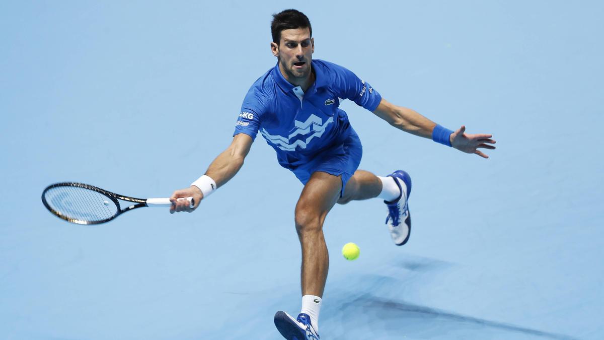Thua ngược cay đắng, Nadal và Djokovic dắt tay rời ATP Finals - Ảnh 12.