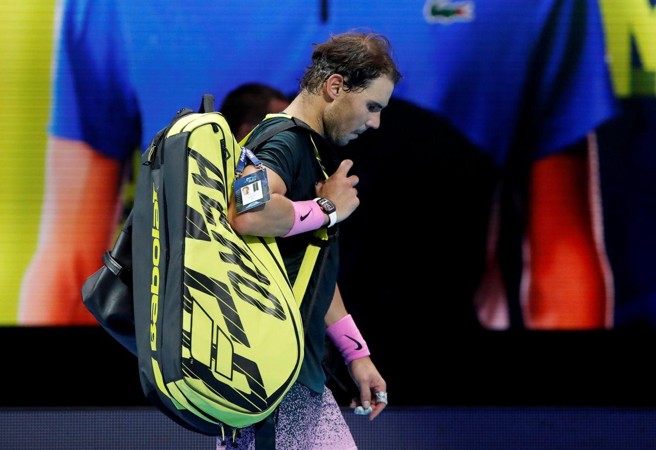 Thua ngược cay đắng, Nadal và Djokovic dắt tay rời ATP Finals - Ảnh 10.