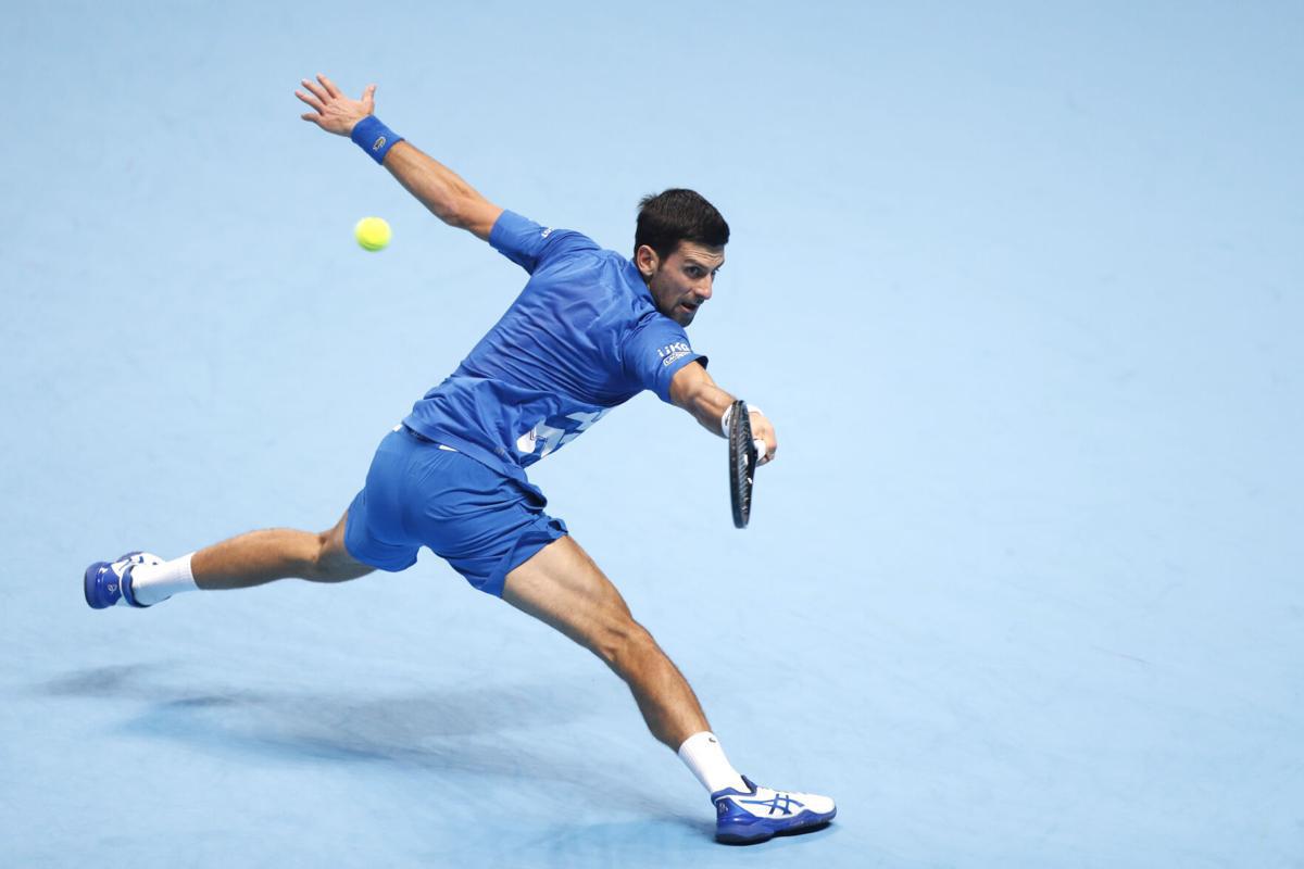 Thua ngược cay đắng, Nadal và Djokovic dắt tay rời ATP Finals - Ảnh 14.