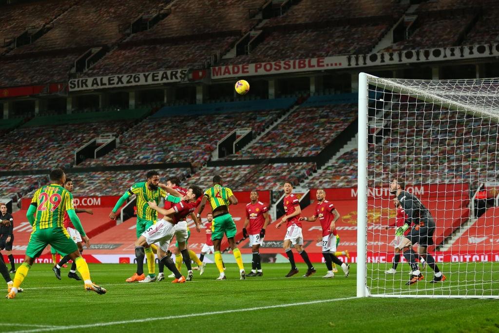 Manchester United nhọc nhằn đánh bại West Brom trên sân nhà Old Trafford  - Ảnh 3.