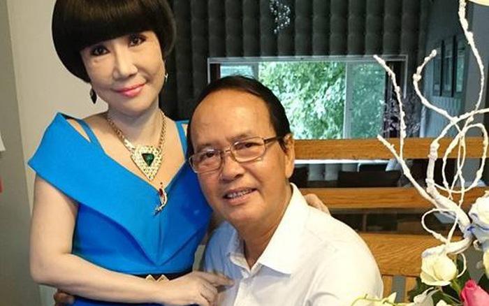 NSƯT Thanh Điền: Tôi hay mua vàng tặng Thanh Kim Huệ - Ảnh 3.