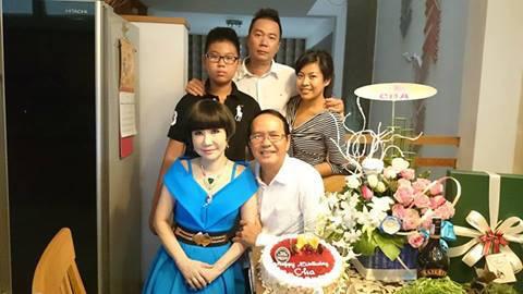 NSƯT Thanh Điền: Tôi hay mua vàng tặng Thanh Kim Huệ - Ảnh 1.