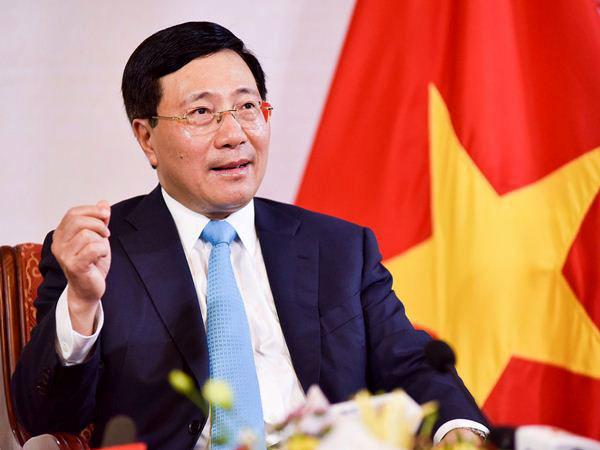 Phó Thủ tướng Phạm Bình Minh: Công tác vận động, thu hút nguồn lực kiều bào ngày càng đi vào chiều sâu - Ảnh 1.