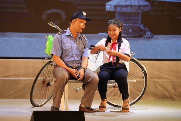 Khai mạc Cuộc thi Tài năng trẻ diễn viên Cải lương toàn quốc 2020 - Ảnh 2.