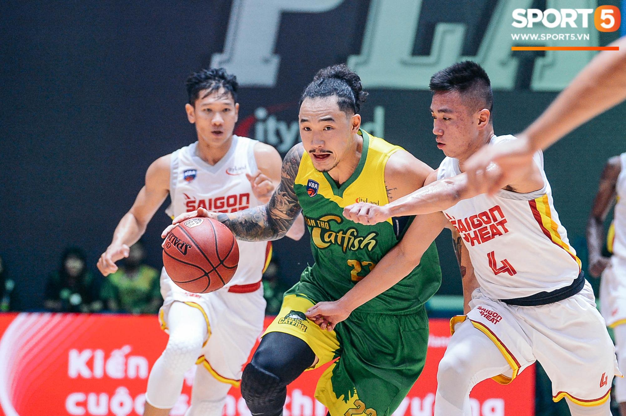 Từ chối 32 điểm của Tâm Đinh, Saigon Heat ghi tên vào trận Chung kết VBA 2020 - Ảnh 3.