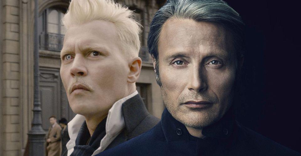 NÓNG: Tài tử sát nhân ăn thịt người chính thức thế chỗ Johnny Depp ở vũ trụ Harry Potter - Ảnh 1.