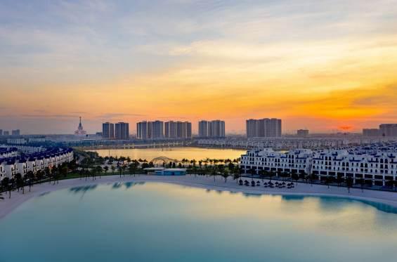 """Vinhomes Ocean Park đạt giải thưởng danh giá nhất của """"Thành phố thông minh 2020"""" - Ảnh 3."""