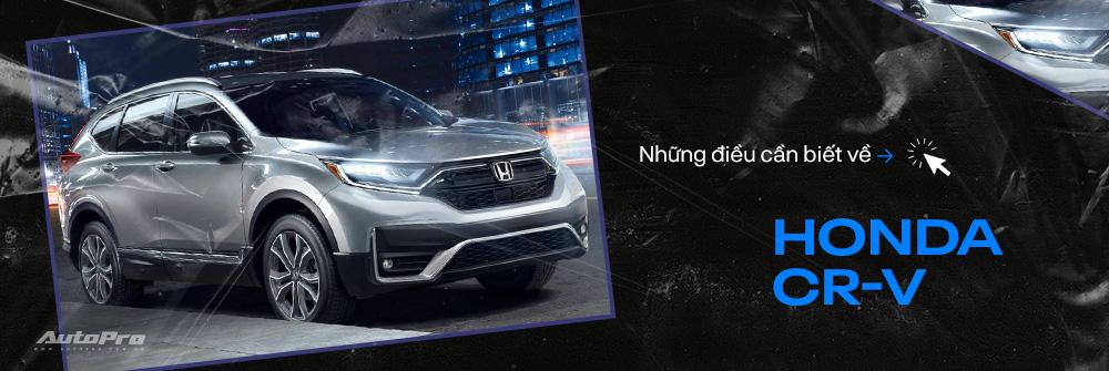 Honda CR-V thế hệ mới hé lộ thay đổi về động cơ khiến Mazda CX-5, Hyundai Tucson dè chừng - Ảnh 2.