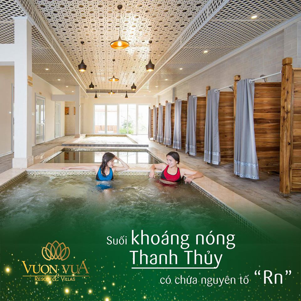 Khoáng nóng Vườn Vua Resort & Villas: Hướng đi phát triển bền vững của TIG trên thị trường nghỉ dưỡng ven đô - Ảnh 1.