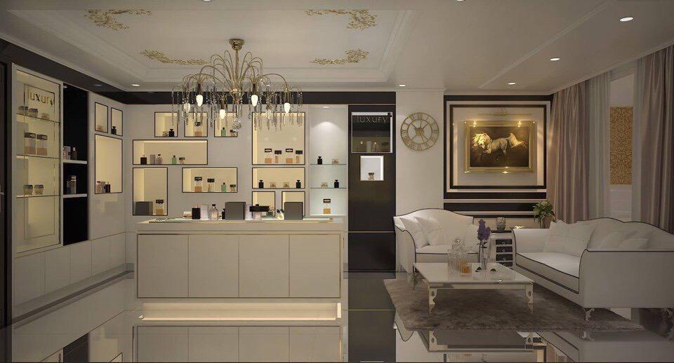 CEO Phạm Công & cơ sở nước hoa đình đám Perfume Louis Luxury - Ảnh 2.