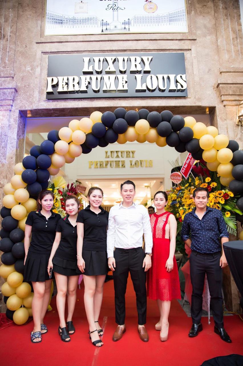 CEO Phạm Công & cơ sở nước hoa đình đám Perfume Louis Luxury - Ảnh 4.