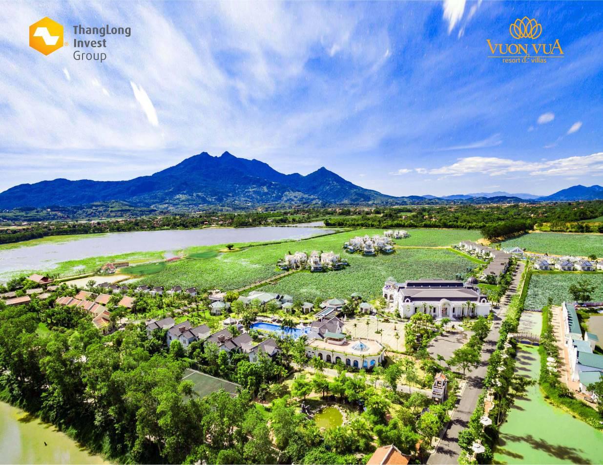 Khoáng nóng Vườn Vua Resort & Villas: Hướng đi phát triển bền vững của TIG trên thị trường nghỉ dưỡng ven đô - Ảnh 4.