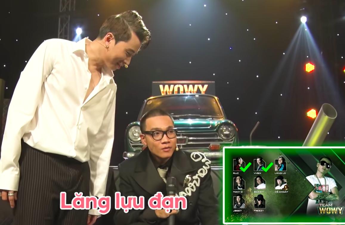 Đoán tên thật dàn thí sinh Rap Việt: Karik quên sạch tên cúng cơm của GDucky - MCK, Binz nhầm luôn họ của 16 Typh - Ảnh 2.