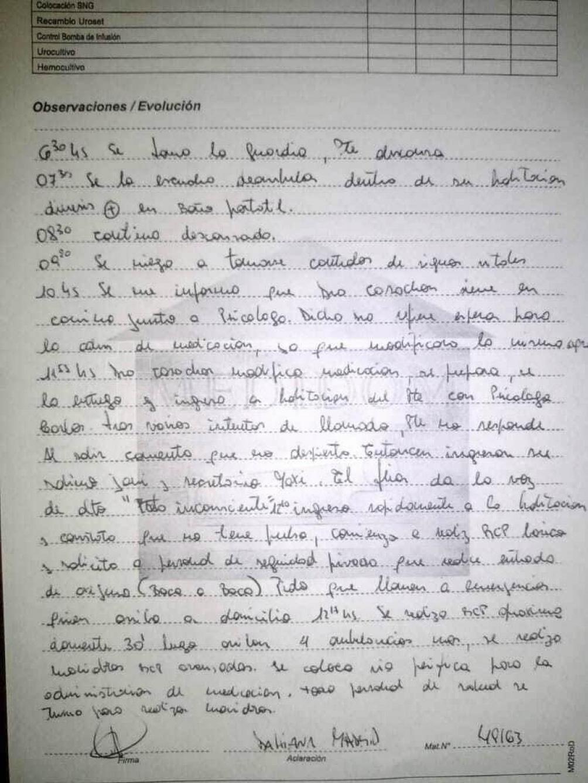Biến căng: Y tá không chăm sóc Maradona, thừa nhận bị công ty ép làm giả lời khai - Ảnh 1.