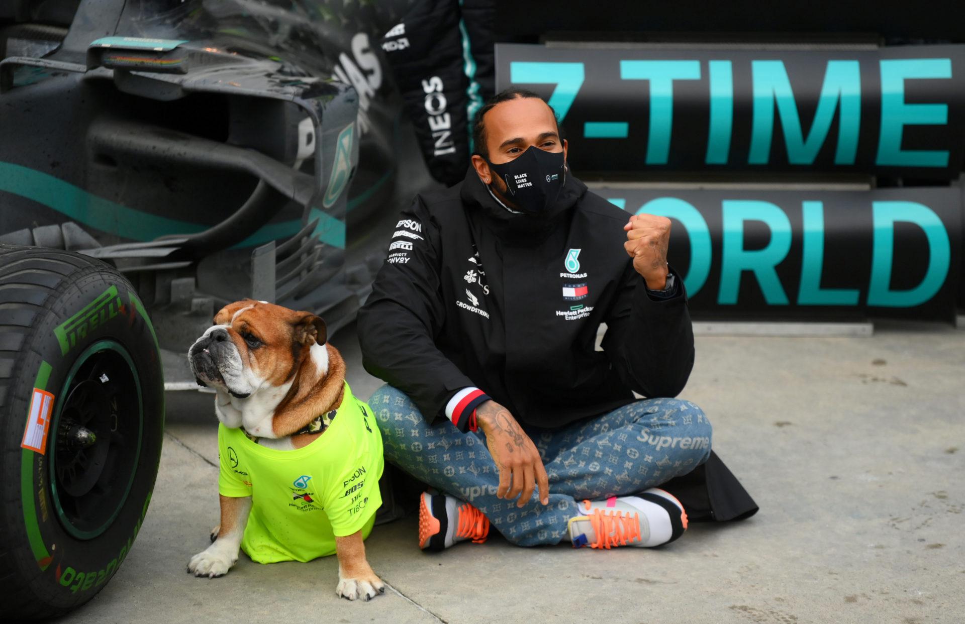 Các tay đua F1 hoảng hồn phát hiện vị khách không mời mà đến, chặng đua buộc phải gián đoạn - Ảnh 2.