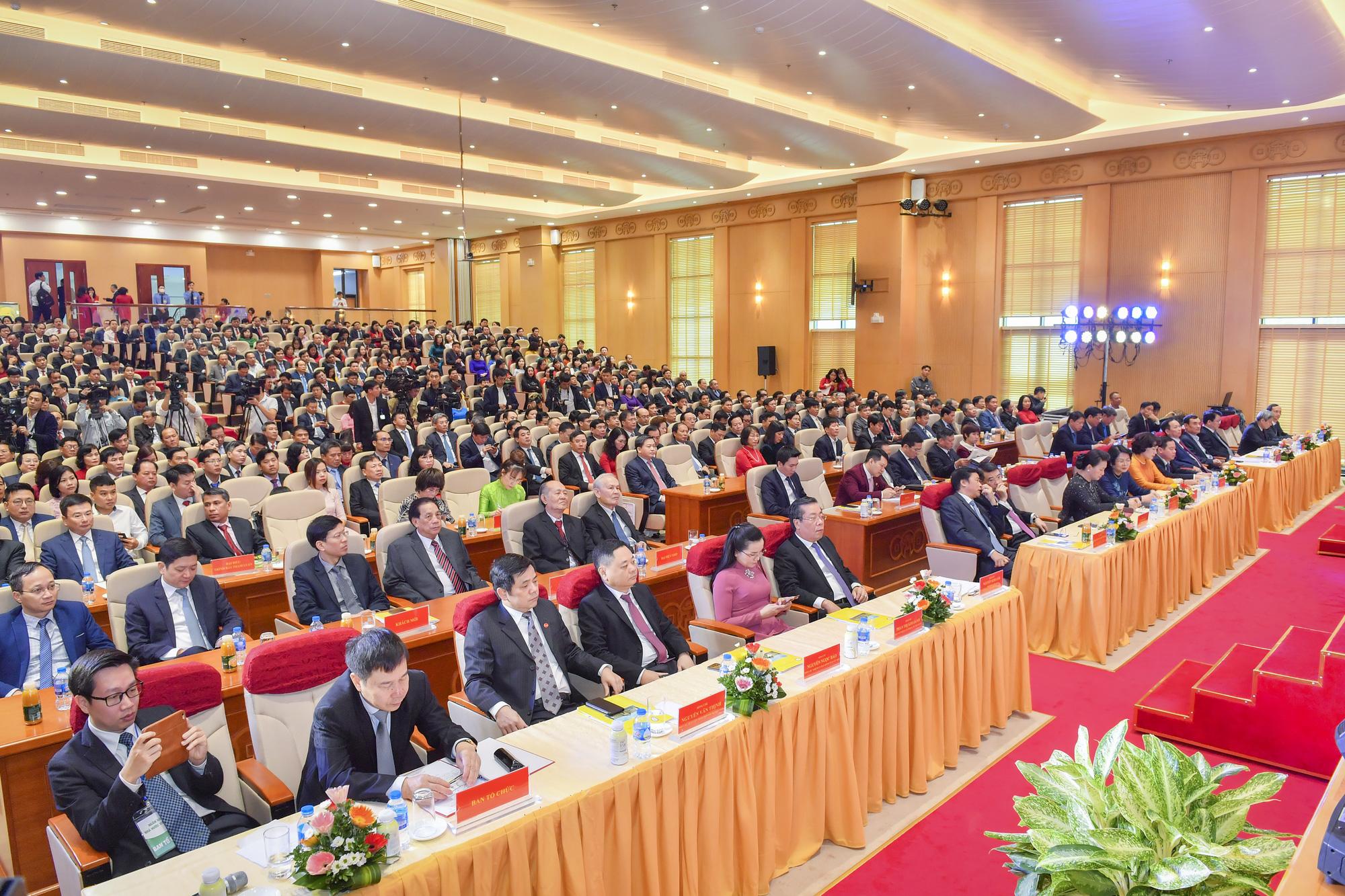 Chủ tịch Quốc hội dự Đại hội thi đua yêu nước ngành Ngân hàng - Ảnh 5.
