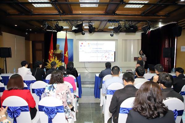 Khai giảng lớp Bồi dưỡng kỹ năng thông tin và truyền thông của ngành VHTTDL - Ảnh 1.