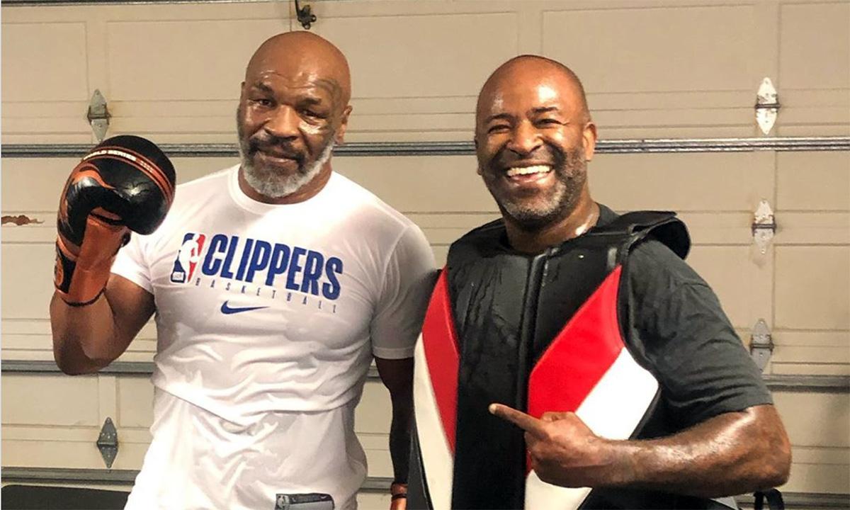 """Mike Tyson khẳng định """"chơi hết mình"""", không có chuyện đấu biểu diễn cùng Roy Jones  - Ảnh 1."""
